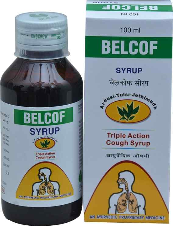 BELCOF SYRUP
